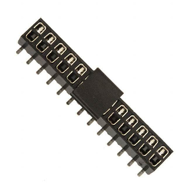 矩形连接器 - 针座,插座,母插口