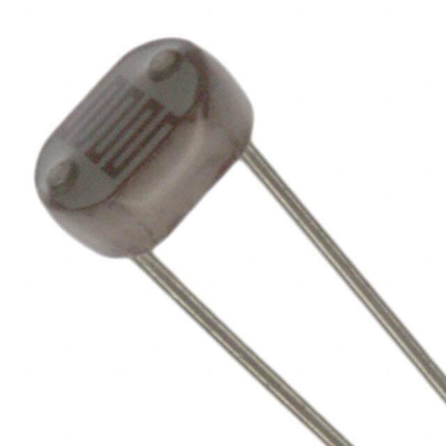 光学传感器 - 光电检测器 -CdS 单元