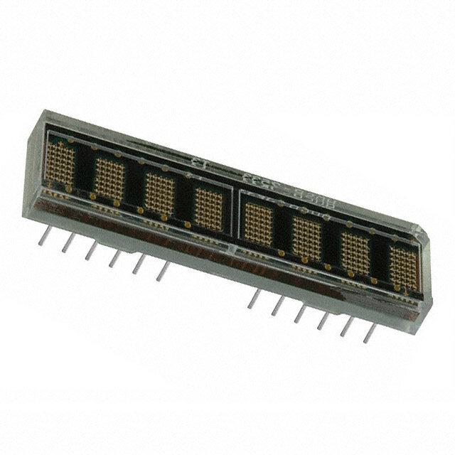 显示器模块 - LED 点阵和簇