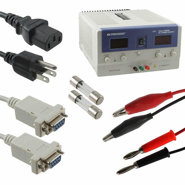 电源 - 测试,工作台