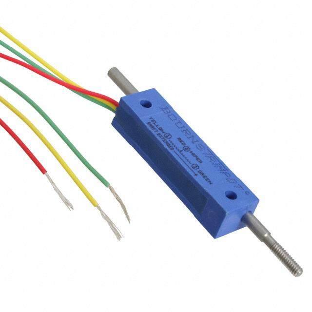 位置传感器 - 角,线性位置测量