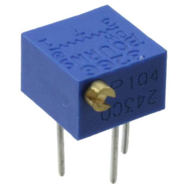 微调电位计