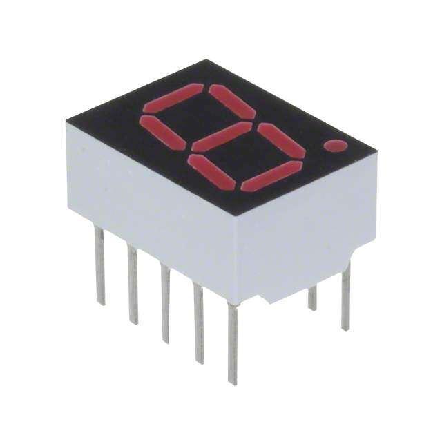 显示器模块 - LED 字符与数字