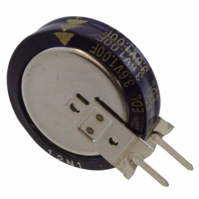 双电层电容器 (EDLC),超级电容器