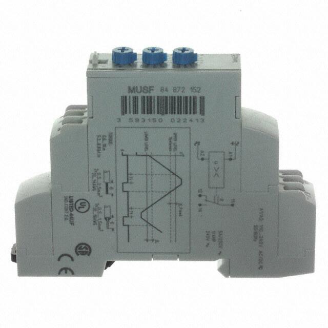 监视器 - 继电器输出