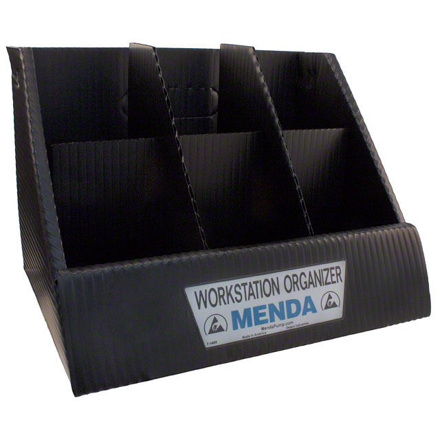 静电控制器件容器
