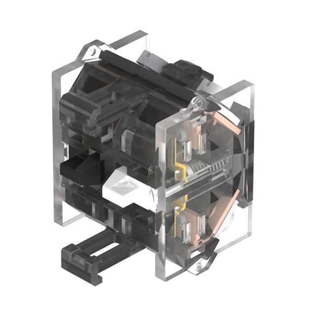 可配置开关元件 - 触点块