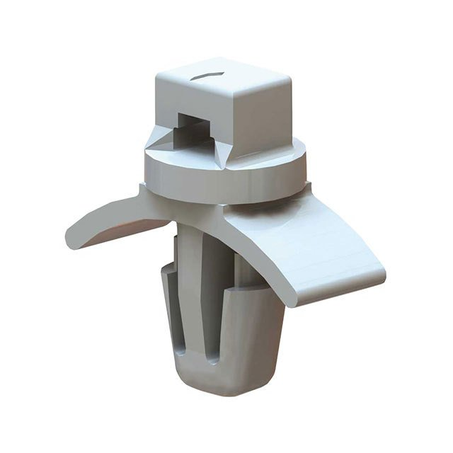 电缆扎带- 支座和附件