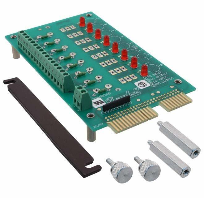 I/O 继电器模块机架