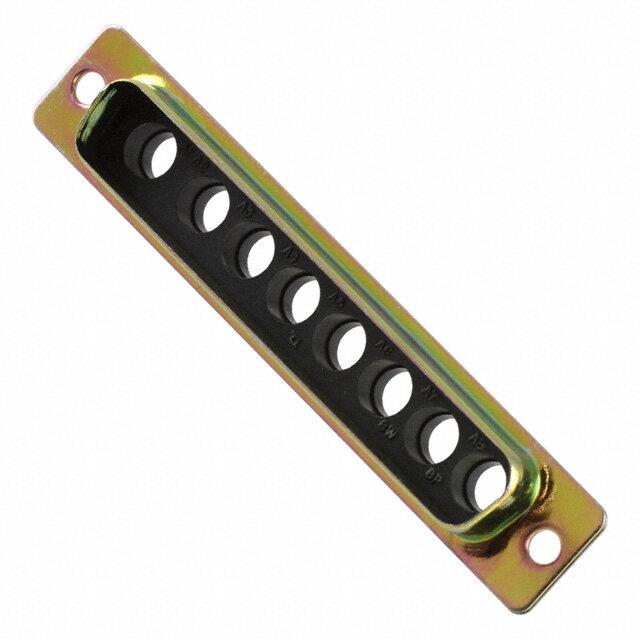 D-Sub,D 形连接器 - 外壳