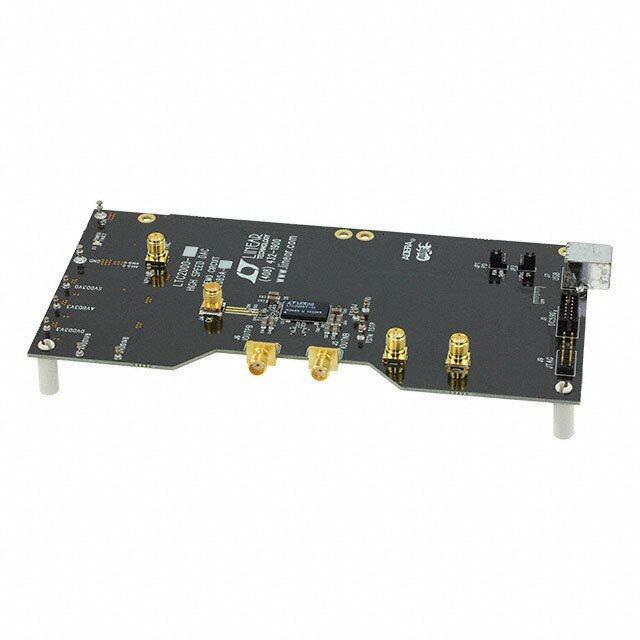 评估板 - 数模转换器(DAC)