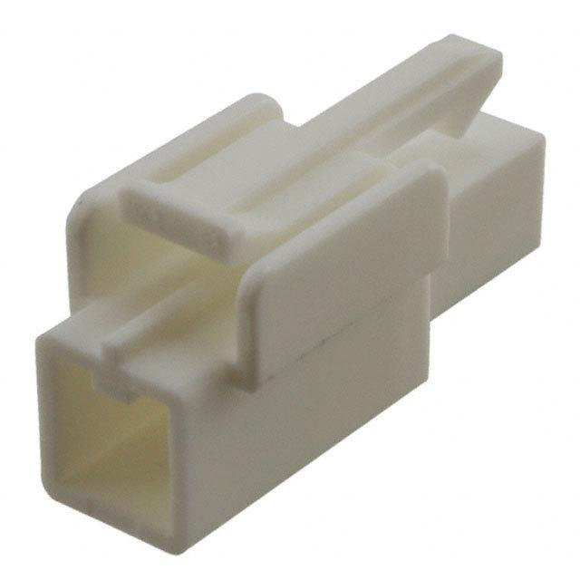 刀片式电源连接器 - 外壳