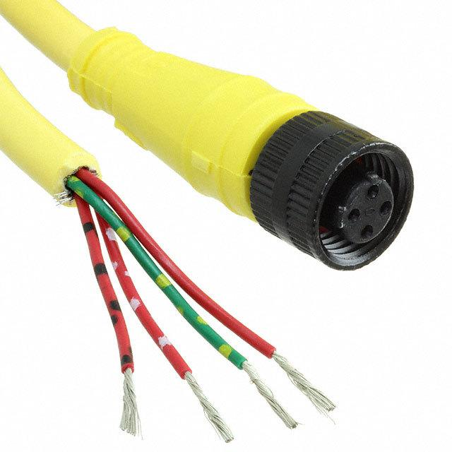 圆形电缆组件