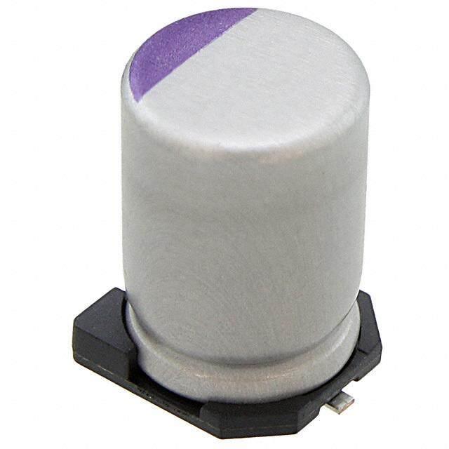 铝 - 聚合物电容器