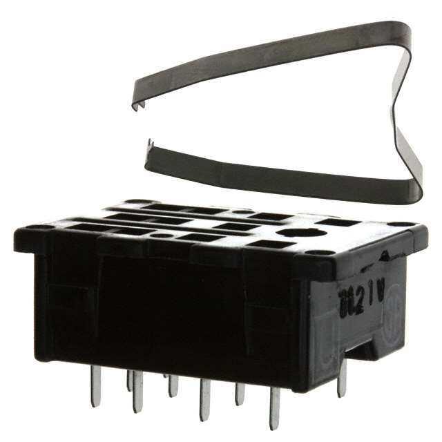 继电器插座