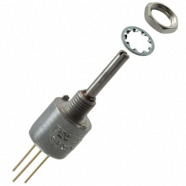 旋转式电位计,变阻器