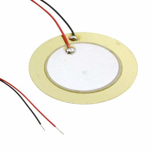蜂鸣器组件,压电弯曲执行器