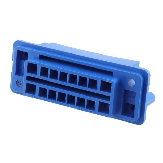 背板连接器 - 外壳