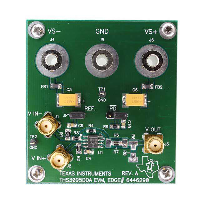 放大器IC开发