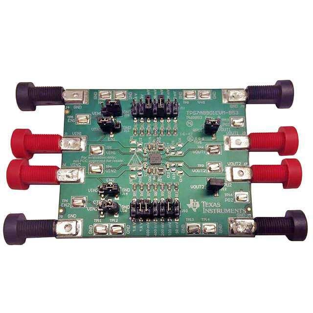评估板 - 线性稳压器