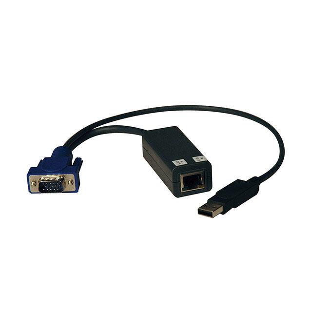KVM 开关(键盘视频鼠标) - 线缆