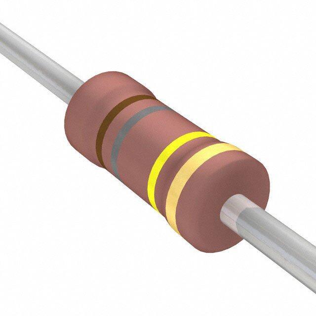 通孔电阻器